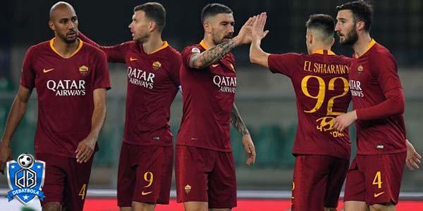 Prediksi Sampdoria vs Roma 20 Oktober 2019