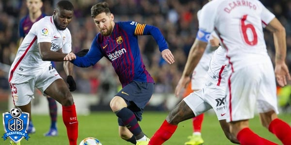 Prediksi Barcelona vs Sevilla 07 oktober 2019