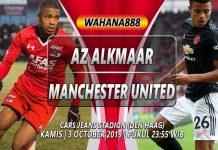 Prediksi AZ Alkmaar vs Manchester United