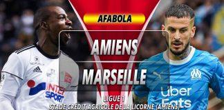 Prediksi Amiens vs Marseille
