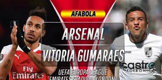 Prediksi Arsenal vs Vitoria Gumaraes 25 Oktober 2019