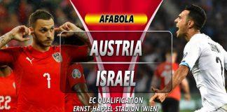 Prediksi Austria vs Israel 11 Oktober 2019