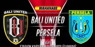 Prediksi Bali United vs Persela 31 Oktober 2019