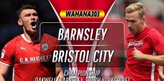 Prediksi Barnsley vs Bristol City 2 November 2019