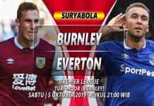 Prediksi Burnley vs Everton