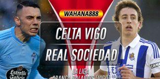 Prediksi Celta Vigo vs Real Sociedad 27 Oktober 2019