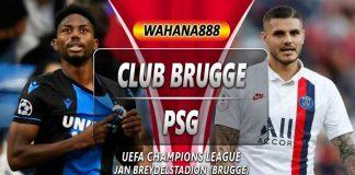 Prediksi Club Brugge vs PSG 23 Oktober 2019