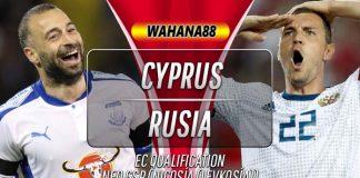 Prediksi Cyprus vs Rusia