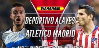 Prediksi Deportivo Alaves vs Atletico Madrid 30 Oktober 2019