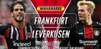 Prediksi Eintracht Frankfurt vs Leverkusen 19 Oktober 2019