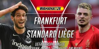 Prediksi Eintracht Frankfurt vs Standard Liege 25 Oktober 2019