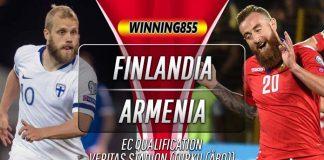 Prediksi Finlandia vs Armenia 15 Oktober 2019