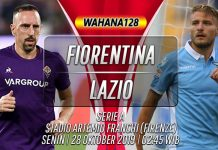 Prediksi Fiorentina vs Lazio 28 Oktober 2019