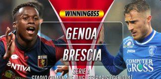 Prediksi Genoa vs Brescia 27 Oktober 2019