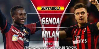 Prediksi Genoa vs Milan