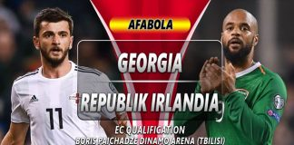 Prediksi Georgia vs Republik Irlandia 12 Oktober 2019