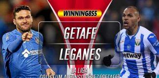 Prediksi Getafe vs Leganes 19 Oktober 2019