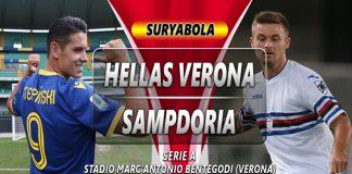 Prediksi Hellas Verona vs Sampdoria