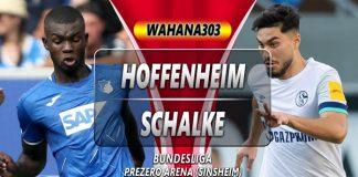 Prediksi Hoffenheim vs Schalke 20 Oktober 2019