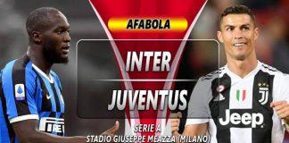 Prediksi Inter vs Juventus 06 Oktober 2019