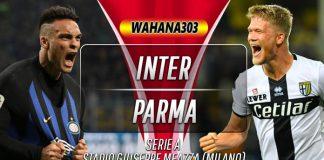 Prediksi Inter vs Parma 26 Oktober 2019