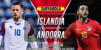 Prediksi Islandia vs Andorra 15 Oktober 2019
