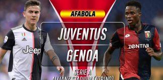 Prediksi Juventus vs Genoa 31 Oktober 2019