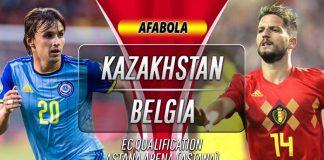 Prediksi Kazakhstan vs Belgia 13 Oktober 2019