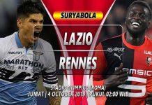 Prediksi Lazio vs Rennes