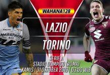 Prediksi Lazio vs Torino 31 Oktober 2019