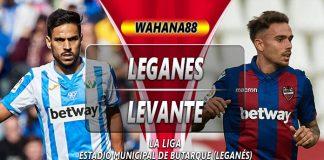 Prediksi Leganes vs Levante