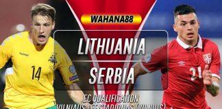 Prediksi Lithuania vs Serbia 15 Oktober 2019