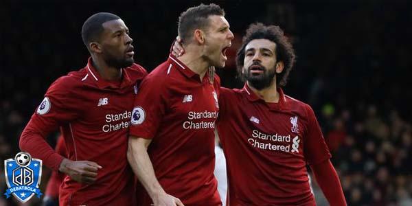 Prediksi Liverpool vs Tottenham Hotspur 27 Oktober 2019 1