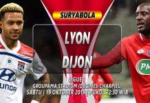 Prediksi Lyon vs Dijon 19 Oktober 2019