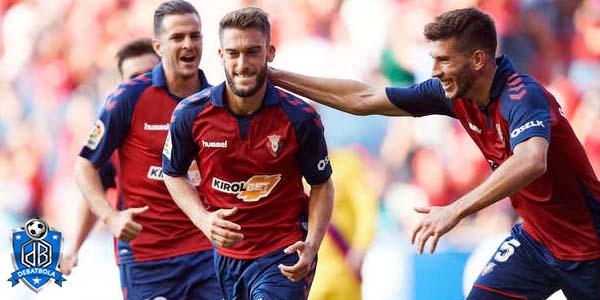 Prediksi Mallorca vs Osasuna 1 November 2019 2