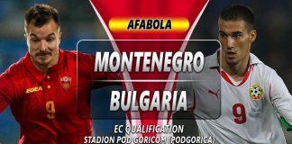 Prediksi Montenegro vs Bulgaria 12 Oktober 2019