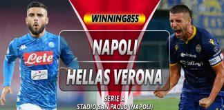 Prediksi Napoli vs Hellas Verona 19 Oktober 2019