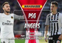 Prediksi PSG vs Angers