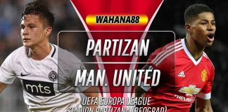 Prediksi Partizan vs Manchester United 24 Oktober 2019