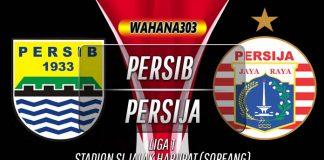 Prediksi Persib vs Persija 28 Oktober 2019