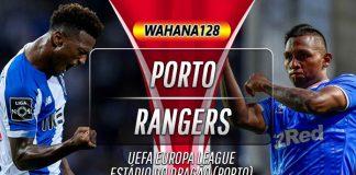 Prediksi Porto vs Rangers 24 Oktober 2019