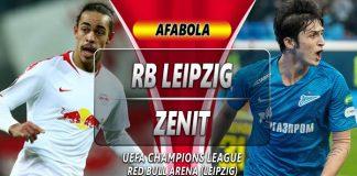 Prediksi RB Leipzig vs Zenit 23 Oktober 2019