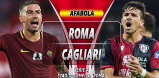 Prediksi Roma vs Cagliari 06 Oktober 2019