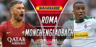 Prediksi Roma vs Monchengladbach 24 Oktober 2019