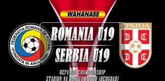 Prediksi Romania U19 vs Serbia U19 8 Oktober 2019