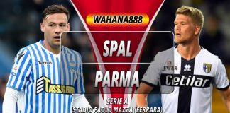 Prediksi SPAL vs Parma