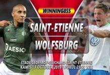 Prediksi Saint Etienne vs Wolfsburg