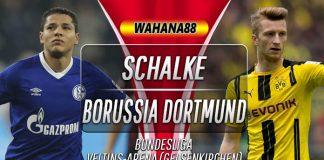 Prediksi Schalke vs Dortmund 26 Oktober 2019