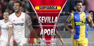 Prediksi Sevilla vs APOEL