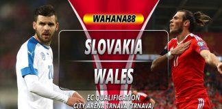Prediksi Slovakia vs Wales 11 Oktober 2019